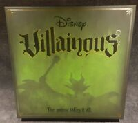 "Disney Villainous The Worst Takes It All Strategy Board Game ""New and Sealed"""