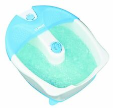 Foot Spa Bath Massager Heat Soaker Feet Massage Pedicure Bubble Roller Soak Tub