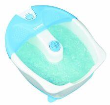 Foot Spa Bath Massager Heat Soaker Feet Massage Pedicure Bubble Roller Soak Tub
