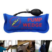 Wedge Air Shim Pad Bag Inflatable Prybar Door Window Entry Tool Opener Car Home