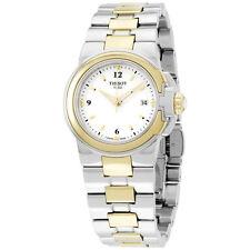Tissot Women's T0802102201700 T-Sport Two Tone Stainless Steel Watch