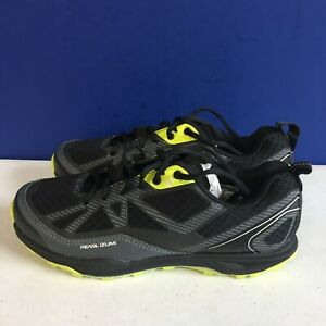 Pearl Izumi X-ALP Seek VII Casual MTB Cycling Shoes Black/Shadow Grey Size 8.5