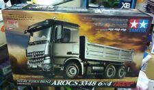 Tamiya # 56357  1/14  RC Mercedes Benz Arocs 3348 - 6x4 Tipper Truck  NIB