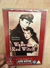 Wake Of The Red Witch-John Wayne(R2 DVD)New+Sealed Gail Russell Gig Young 1949