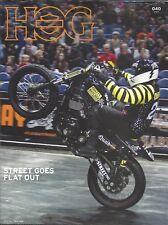 Harley Magazine 2017 HOG Mark Atkins Street 750 - Heidi Lieberman Inspired 040