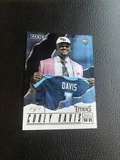2017 Panini - Father's Day Football COREY DAVIS  Tennessee Titans Rookie 1/1