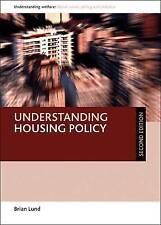 Understanding Housing Policy by Brian Lund (Paperback, 2011)