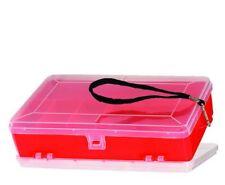 1114857 Scatolina Abu Garcia Porta Accessori pesca 2 Facciate Crystal PP
