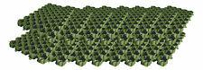 ACO Self® 586x386x38mm Rasenwabe Set 16 Stück Rasengitter Rasenplatte Gitter für