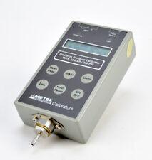 Ametek CE PPC 15 bar Kalibrierung Druckkalibrator Anzeigegerät