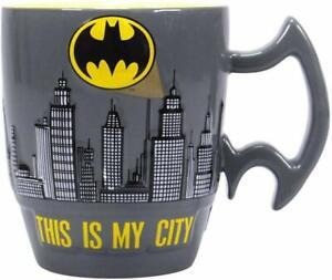 Batman - DC Superhelden - 3D Tasse - Kaffeebecher - Gotham - This is My City