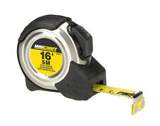 Maxcraft 60403 16-Foot by 3/4-Inch Auto Locking Tape Measure