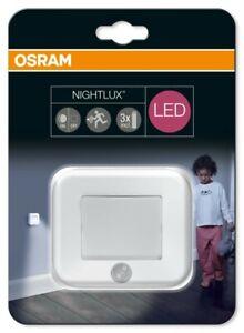 Osram LED Nachtlicht Nightlux Hall weiß  Nachtlicht  Nachtlichter