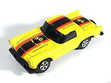 Motor Force 1981 Ford Thunderbird T-Bird Yellow International Diecast Car S8501