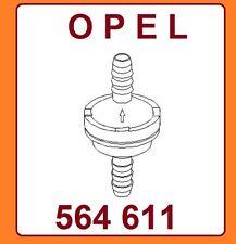 OPEL OMEGA B   Rückschlagventil, Unterdruckanlage,  für Bremskraftverstärker