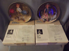 Children's Circus Collection Johnny Strongman & Maggie Animal Trainer Knowles