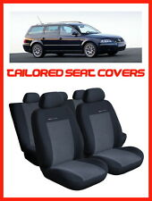 Vw Passat Estate Tailored Fundas De Asiento Set grey2