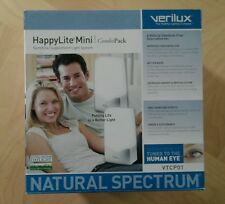Verilux Natural Spectrum HappyLite Mini Combo Pack (2 Lights) NEW in Open Box
