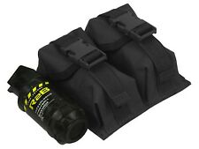 Pouch Case molle pals magazine grenade PAINTBALL airsoft bag black Waterproof