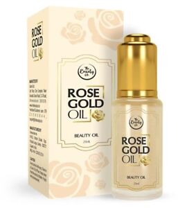 The Beauty Co. Rose Gold Beauty Oil  - 25ml