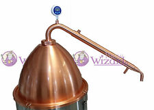 Still Spirits Alembic Pot Still Dome and Condensor Kit No Boiler