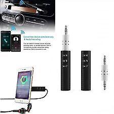 Mini Audio Receiver Bluetooth V4.1 Transmitter 3.5mm Jack Music Adapter Car AUX