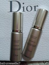 Dior Capture Totale Le Sérum Serum 7ml x 2 = 14ml France Made Sample 2015 New