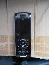 NEC G955 DECT Industrial Phone Telefoon Wireless IP Handset VOIP BLACK EXCL PSU