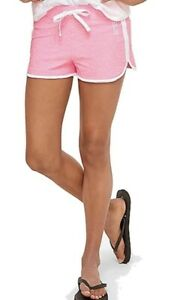 Justice Girl's Size 10 Sport Logo Dolphin Shorts in Pink New with Tags
