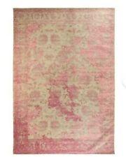 ^ Benuta Frencie Vintage Flatweave Rug 160 X 235cm Pink  Rosa Mat Carpet 25:2