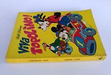 1973 CLASSICI DISNEY 1^ ed - num 50 Viva Topolino! ♡ OTTIMO ♡