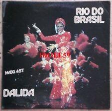 Vinyles maxis dalida chanson française