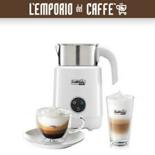 Montalatte Milk Frother Cappuccinatore Caffitaly ART F04MK Caffè Latte Bianco
