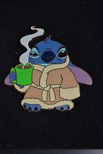 Disney Auctions DA Stitch Morning Coffee Pin  LE