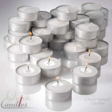 Richland Unscented Tealight Candles Set of 500, Home, Event & Wedding Decor