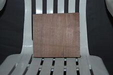 NICE & SQUARE Demensional Black Walnut Lumber Board Solid Wood Shelf Stool
