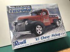 Revell Trucks 41 Chevy Pickup 2 n 1 Model kit 1:25 Slammin Hammer No85 7202 New