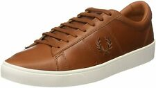 Fred Perry Spencer Waxed Mens Trainers Sizes 7-11 RRP£70