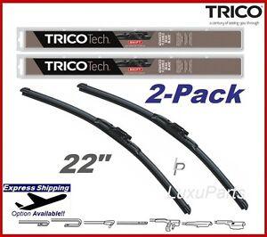 """Premium Beam 22""""  Wiper Blade SET For 2011> RAM 1500 2500 3500 4500 5500"""
