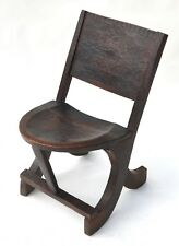Early Ethiopian Tribal Chair