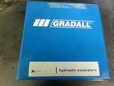 Gradall Xl3100iii Hydraulic Excavators Operator Amp Safety Manual