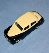 Dinky No.161,Austin A40 Somerset,cream & black two-tone,Mint