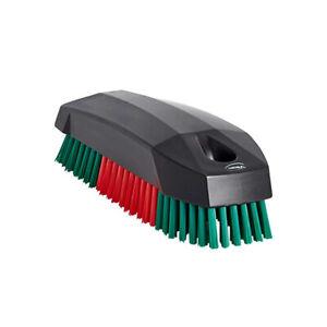Vikan Stiff Bristle Detailing Brush For Upholstery, Soft Tops, Carpets & Tyres