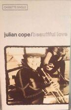 JULIAN COPE BEAUTIFUL LOVE RARE ORIGINAL CASSETTE TAPE SINGLE 1991 UK ISLAND