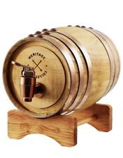 Studio Mercantile Wooden Whiskey Barrel