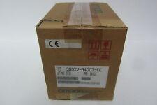 OMRON 3G3XV-A4007-CE INVERTER TRIFASE 380-460V 50/60Hz  0,75KW  2,6A