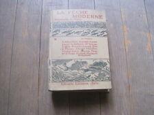 LAROUSSE/LA PECHE MODERNE Encyclopédie du pêcheur 1933