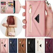 For Huawei P30 Pro P40 Mate 20 Lite Y7 Y6s Wallet Flip Leather Phone Case Cover