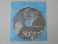 Maigret DVD - Rupert Davies. English Episode - Another World