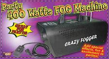 FOG / SMOKE MACHINE 400 Watt Party Halloween DJ Specail Effects